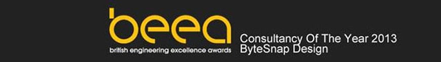 ByteSnap Design named 2013 'Consultancy of the Year'