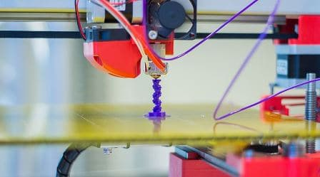 3D Printers grow in popularity