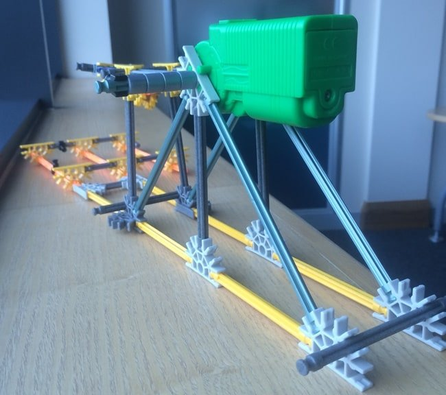 Electronics Product Development Debug Rig Made by Our Engineer