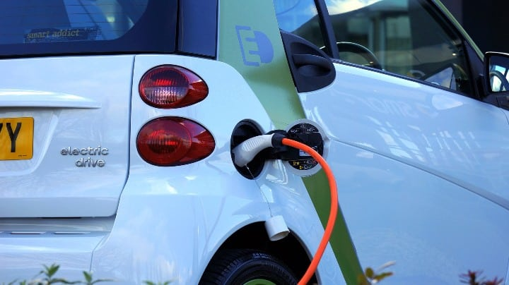 vehicle to grid - electric vehicle