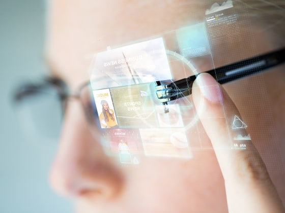 ByteSnap Electronics Industry Predictions 2019 - Smart Glasses
