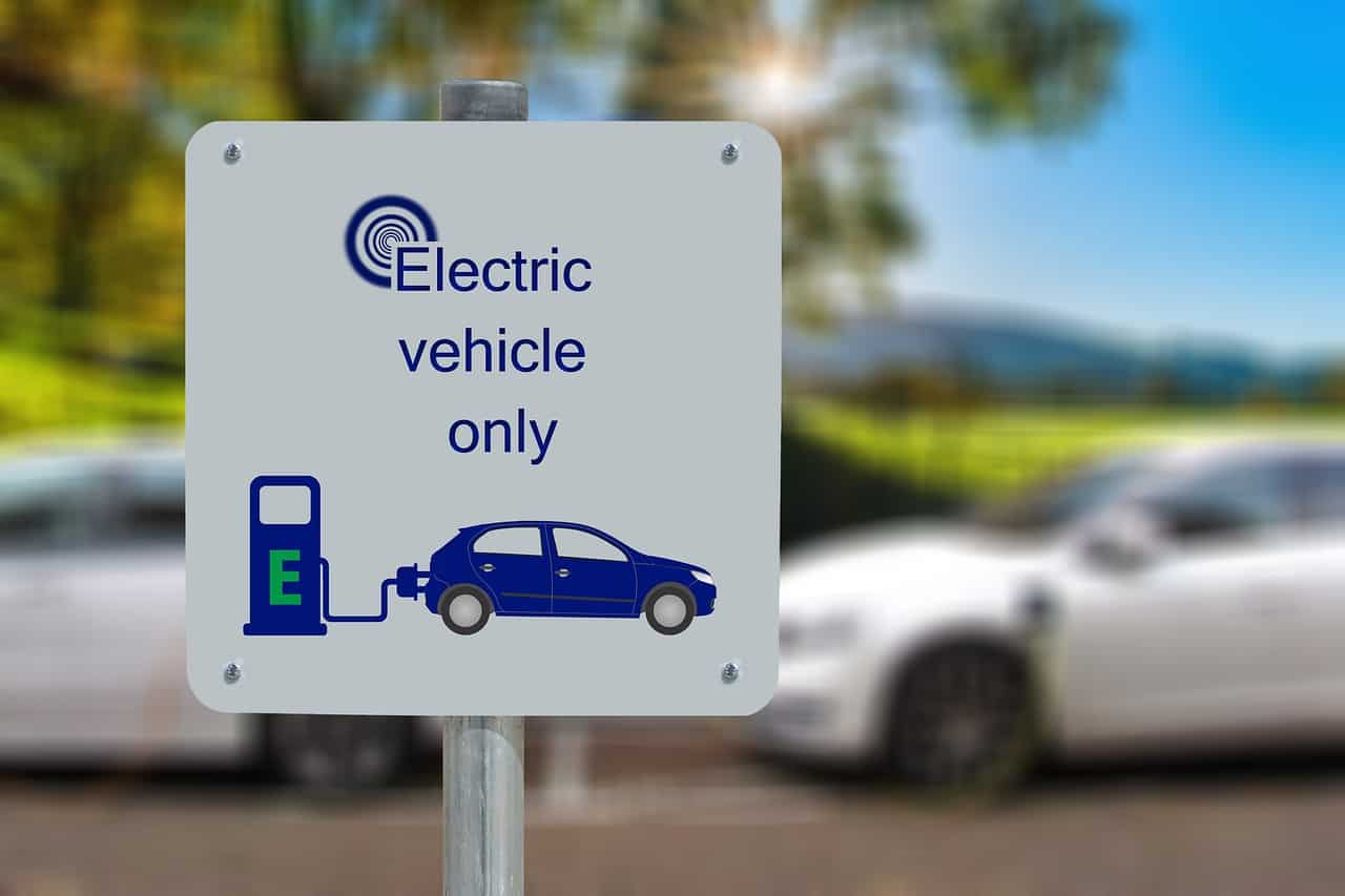 EV chargers 2020 Electronics Industry Predictions