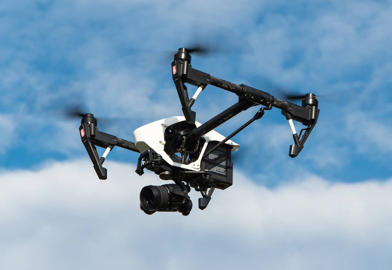 Intelligent drones 2020 Electronics Industry Predictions