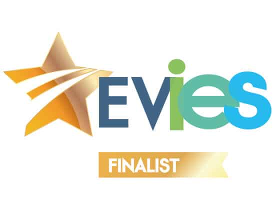 EVIES finalists logo