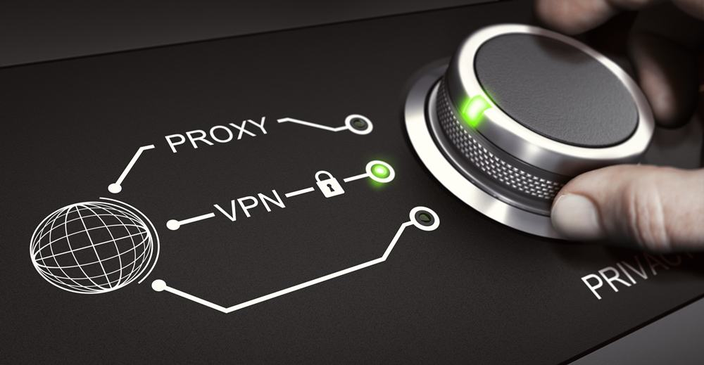 VPN, Personal Online Security, Virtual Private Network for working from home